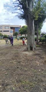 9/24 公園清掃�@.JPG